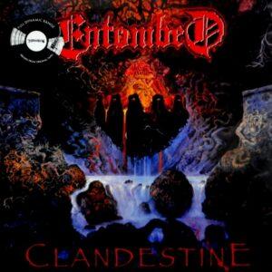 ENTOMBED clandestine LP