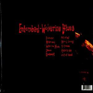 ENTOMBED wolverine blues LP