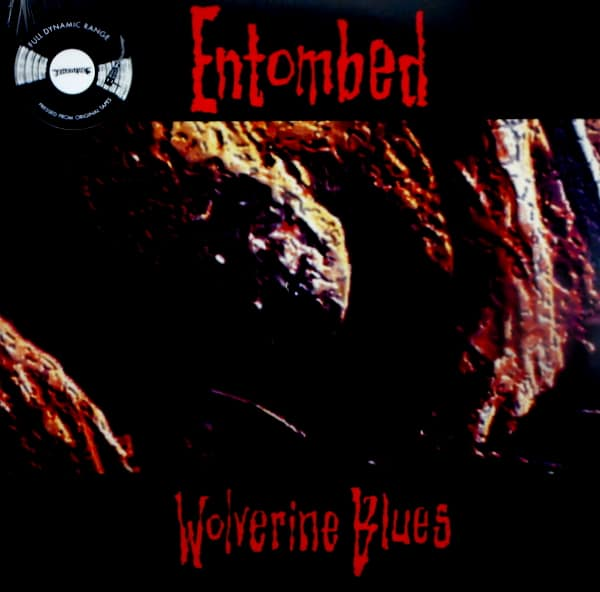 ENTOMBED wolverine blues LP