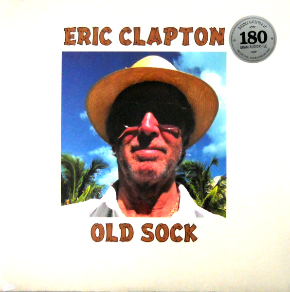 CLAPTON, ERIC old sock LP