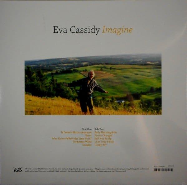 CASSIDY, EVA imagine LP