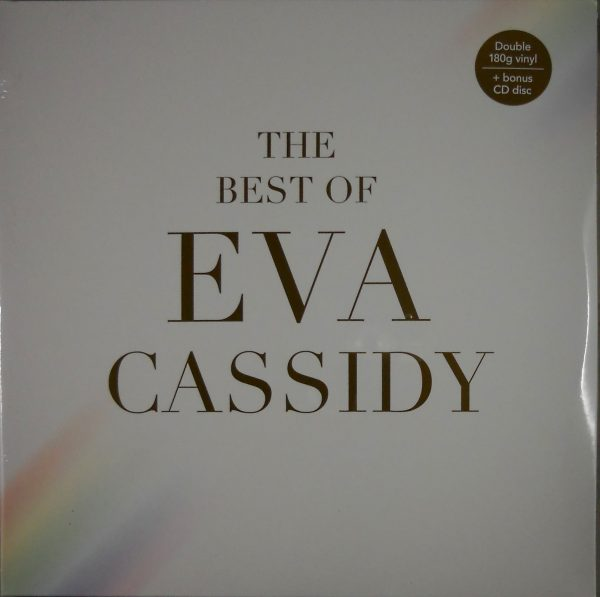 CASSIDY, EVA the best of LP