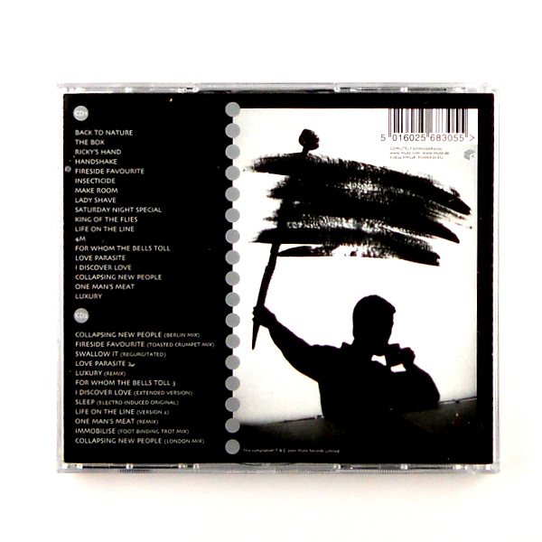 FAD GADGET the best of CD