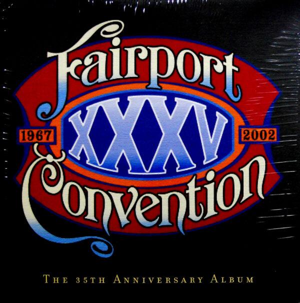 fairport convention 35 anniversary lp