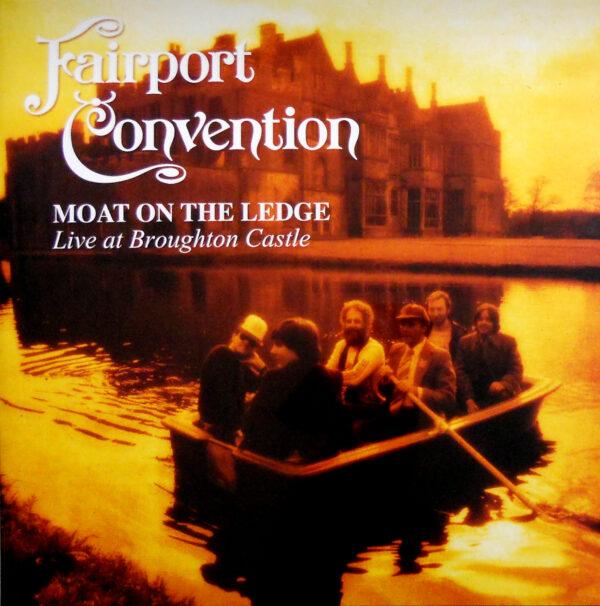 fairport convention moat on the ledge lp