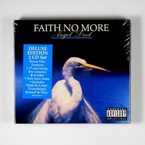faith no more angel dust deluxe cd front