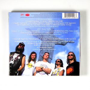 faith no more angel dust deluxe cd back