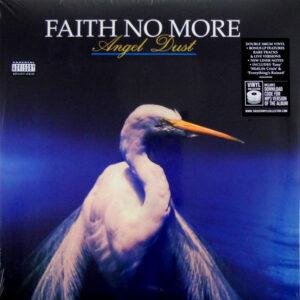 FAITH NO MORE angel dust - deluxe 2lp set