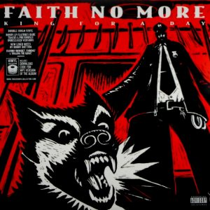 FAITH NO MORE king for a day - deluxe LP LP