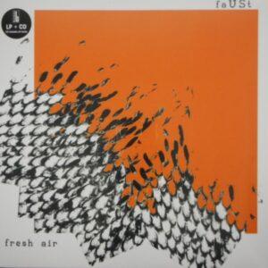 FAUST fresh air LP