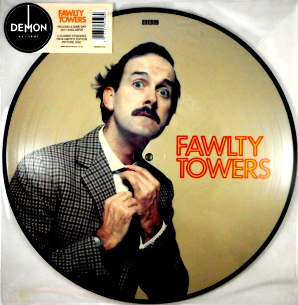 VARIOUS ARTISTS fawlty towers - pic disc LP