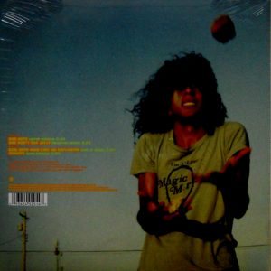 "FLAMING LIPS, THE bad days 10"" inch back"