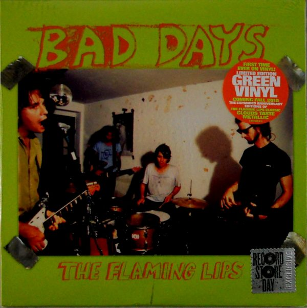 """FLAMING LIPS, THE bad days 10"""" inch"""