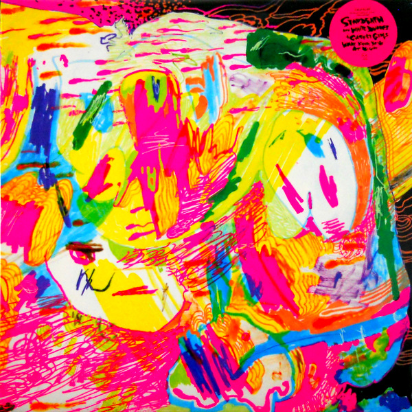 """FLAMING LIPS (STARDEATH AND WHITE DWARFS) what keeps you up at night 12"""""""