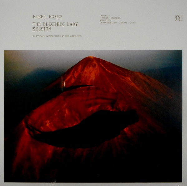 FLEET FOXES the electric lady session 10""