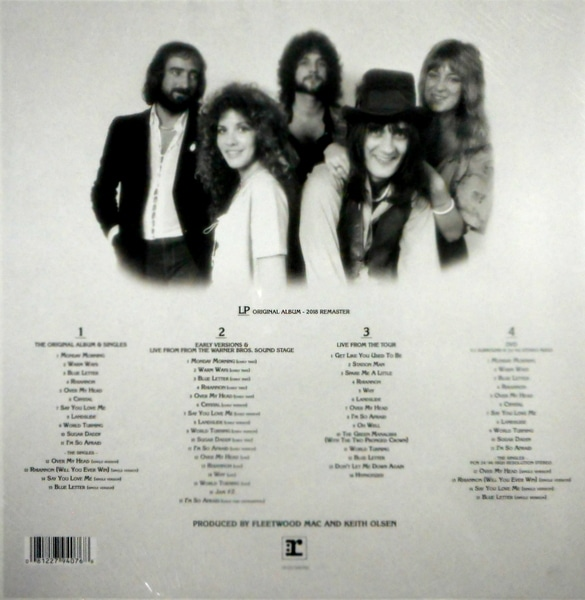 FLEETWOOD MAC fleetwood mac - deluxe box set LP