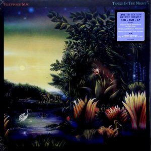 FLEETWOOD MAC tango in the night - deluxe box set LP