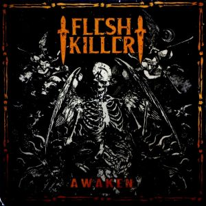 FLESH KILLER awaken LP