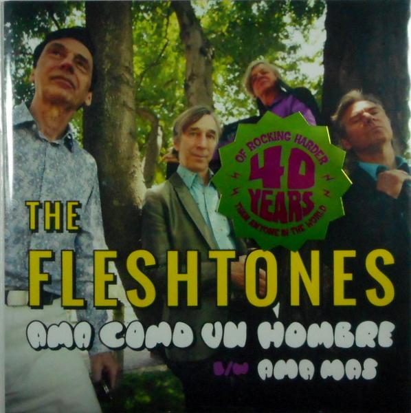 "FLESHTONES, THE ama como un hombre 7"""
