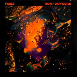 "FOALS rain/daffodils 7"""