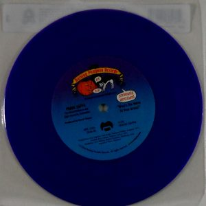"ZAPPA, FRANK 200 motels 7"" inch back"