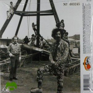 """ZAPPA, FRANK (MOTHERS OF INVENTION) how could I be such a fool? 7"""""""