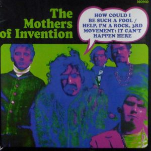 ZAPPA, FRANK (MOTHERS OF INVENTION) how could I be such a fool? 7""