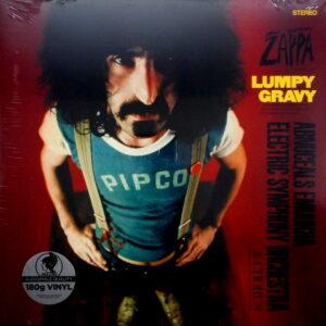 ZAPPA, FRANK lumpy gravy LP