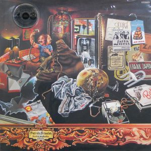 frank zappa overnite sensation lp