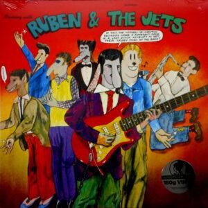 ZAPPA, FRANK ruben & the jets LP