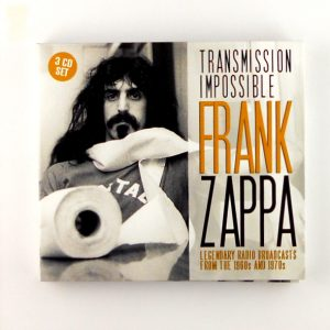 ZAPPA, FRANK frank zappa transmission impossible CD