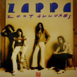 ZAPPA, FRANK zoot allures LP