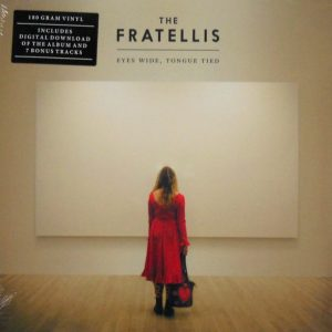 FRATELLIS, THE eyes wide, tongue tied LP
