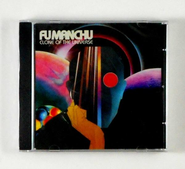 FU MANCHU clone of the universe CD