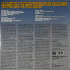 FUNKADELIC standing on the verge - best of LP