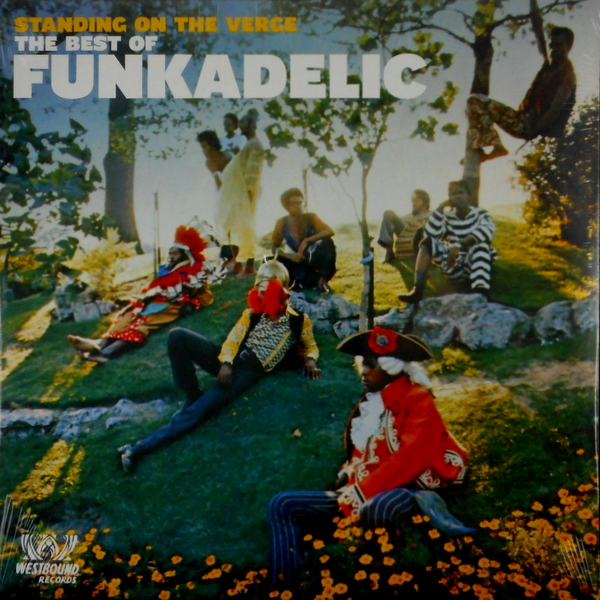 FUNKADELIC standing on the verge - best of LP