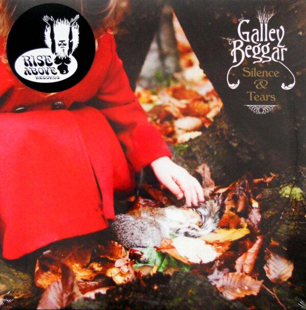 GALLEY BEGGAR silence & tears LP