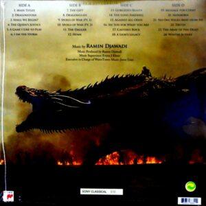 DJAWADI, RAMIN game of thrones season 7 - LTD Col Vinyl LP