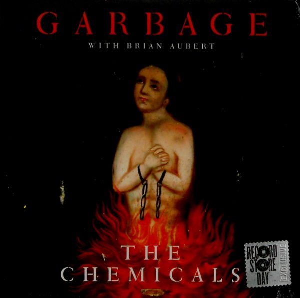 """GARBAGE the chemicals 10"""" inch"""