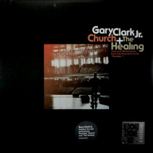CLARK, JR GARY church & the healing 10""