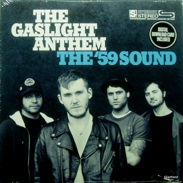 gaslight anthem 59 sound lp