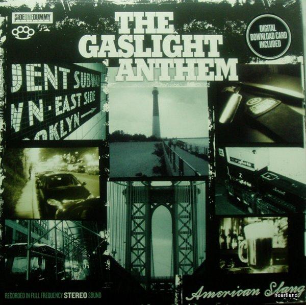 gaslight anthem american slang lp