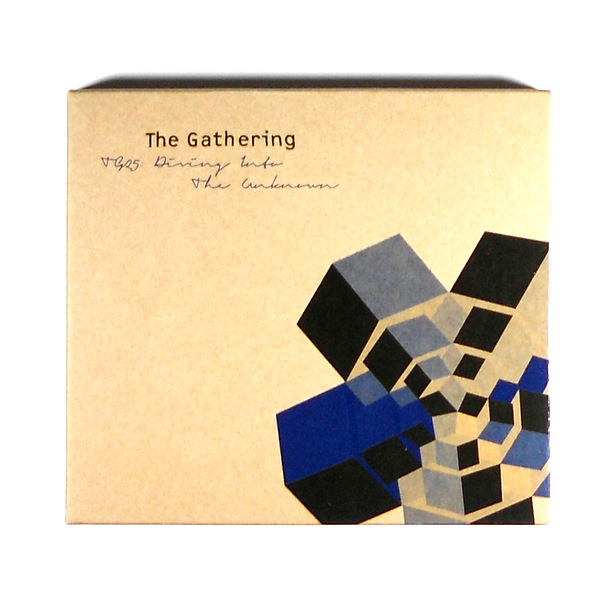 GATHERING, THE tg25 - diving into the unknown CD
