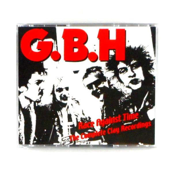 G.B.H. race against time CD