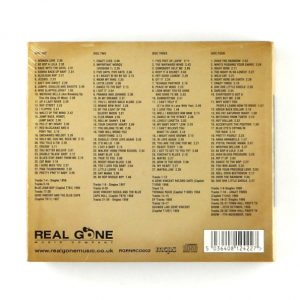 VINCENT, GENE gene vincent - six classic albums CD