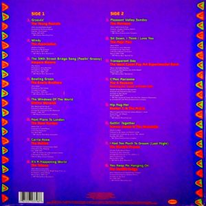 VARIOUS ARTISTS getting' together LP