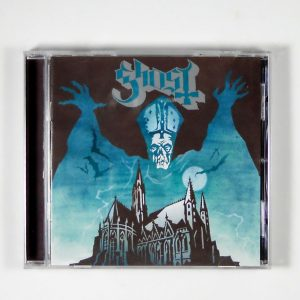 GHOST opus eponymous CD