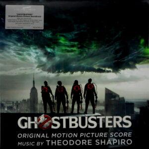 SHAPIRO, THEODORE ghostbusters 2016 - score LP