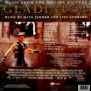 ZIMMER, HANS & LISA GERRARD gladiator LP