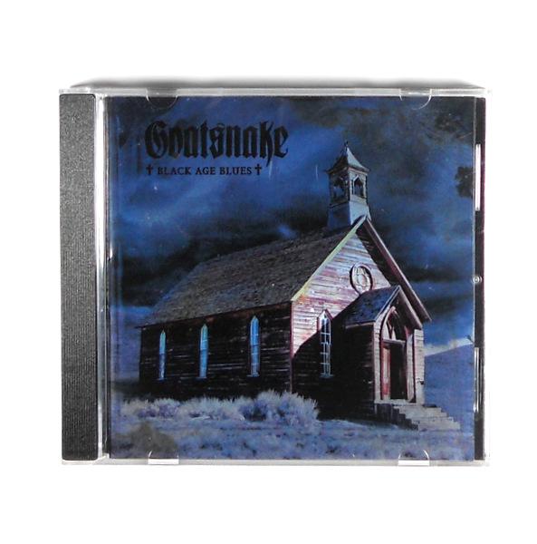 GOATSNAKE black age blues CD